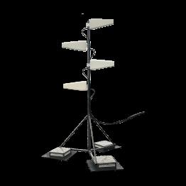 Мачта телескопическая МТал-3-2-50-50-ТРИПОД