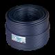 Кабель коаксиальный 10D-FB CCA PVC (черный)
